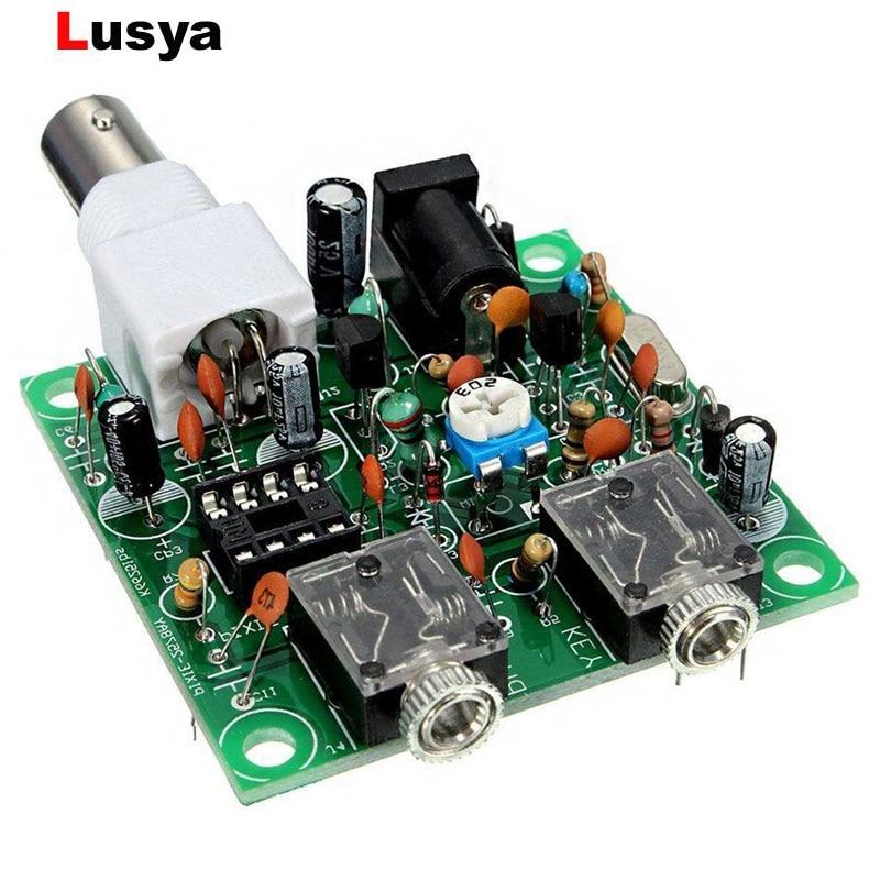 New DIY KITS PIXIE HAM RADIO HF 40M CW QRP TRANSCEIVER 7 023-7 026MHz A6-009