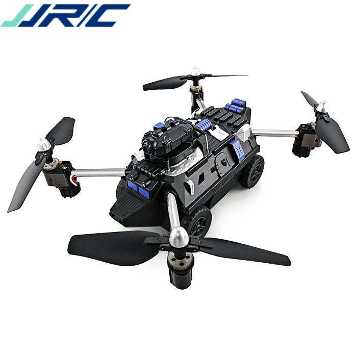 Original JJRC H40WH 2-In-1 RC Flying Tank Quadcopter WiFi FPV 720P HD RC Quadcopter Car Drone Helicopter Toys RTF VS H37 H36 rc drones quadrotor plane rtf carbon fiber fpv drone with camera hd quadcopter for qav250 frame flysky fs i6 dron helicopter