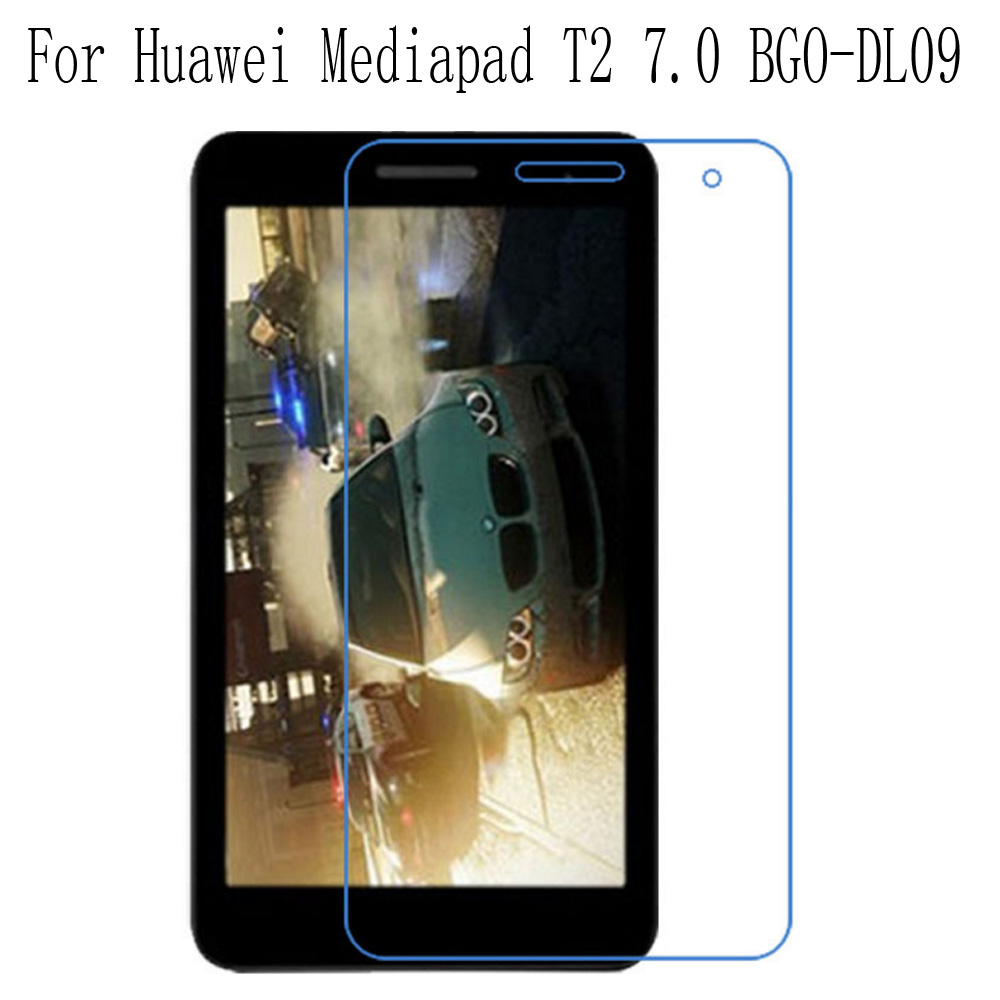 High Definition Protection Film For Huawei Mediapad T2 7.0 BGO-DL09 7inch Tablet PC LCD Screen Protector 2PCS