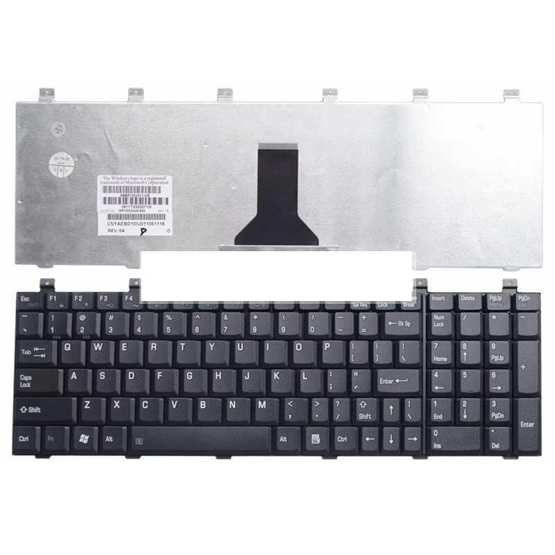 Helder Nieuwe Keyboard Voor Toshiba M60 M65 P100 P105 Vervang Laptop Toetsenbord