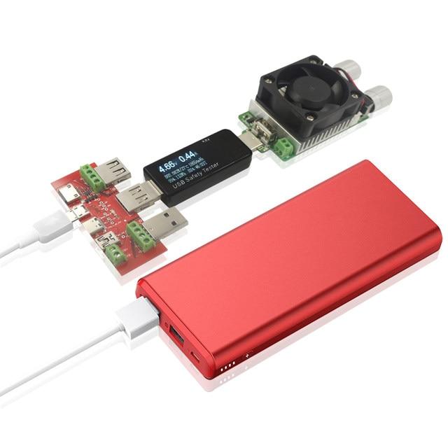 Online-Shop USB tester amperemeter kapazität monitor Instrumente ...