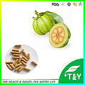 Pure natural Garcinia Cambogia capsule 900PCS/bag