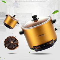 220V Automatic Fermenting Black Garlic Machine Household Intelligent 6L Electric Ferment Zymosis Garlic Maker EU AU
