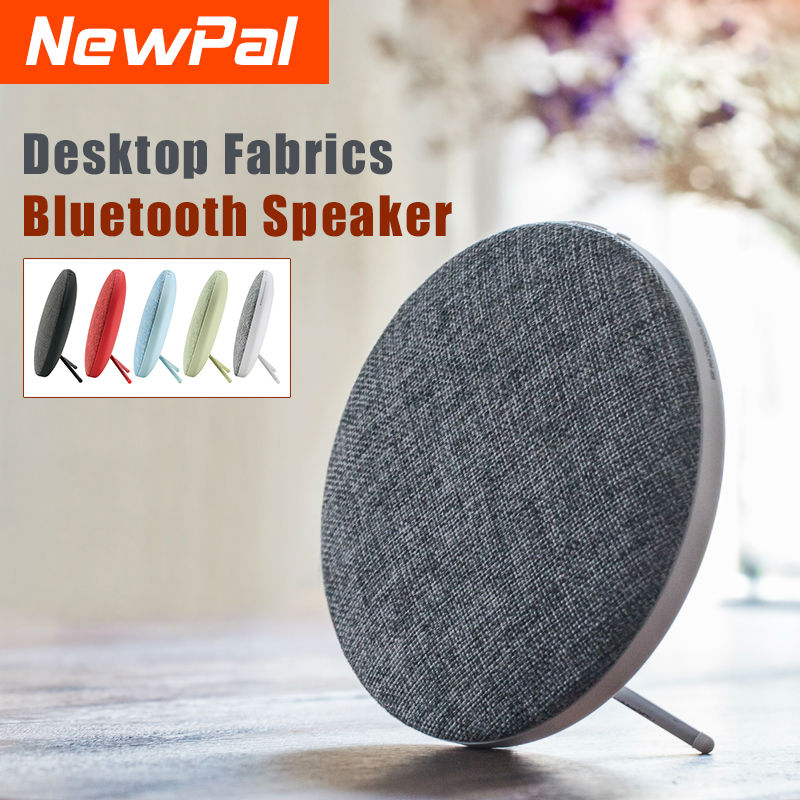 Desktop Fabrics Bluetooth Speaker Portables