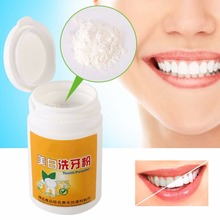font b Teeth b font Whitening Powders Dental maquiagem Clean Oral Hygiene Go Yellow font