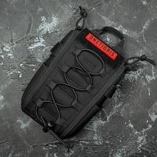 OneTigris di Primo Soccorso Borsa Medica Pack Kit Medico Rapida Stacca EMT/Sacchetto di Primo Soccorso Tattico EDC Airsoft Trauma Del Sacchetto