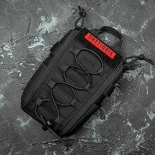 OneTigris torba medyczna pierwszej pomocy zestaw medyczny Quick Detach EMT/torba na akcesoria do pierwszej pomocy Tactical EDC Airsoft Trauma Pouch