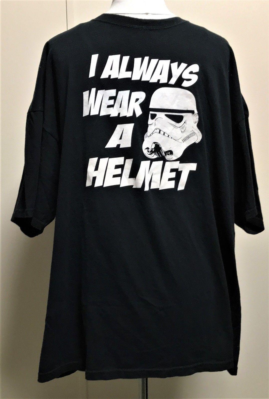 STAR WARS Trooper Mask T-Shirt Homme
