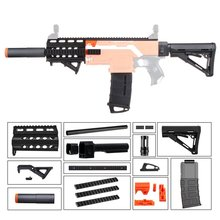 MOD F10555 STFM4 Imitation Kit 3D Printing High Strength Plastic Combo For Stryfe Modify Toy For Nerf Parts DIY Toys Accessory
