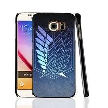 Attack on Titan Samsung Cover Case