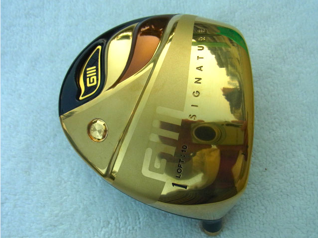 Playwell GIII 2017 SIGNATURE golf driver hoofd hout ijzeren putter - Golf