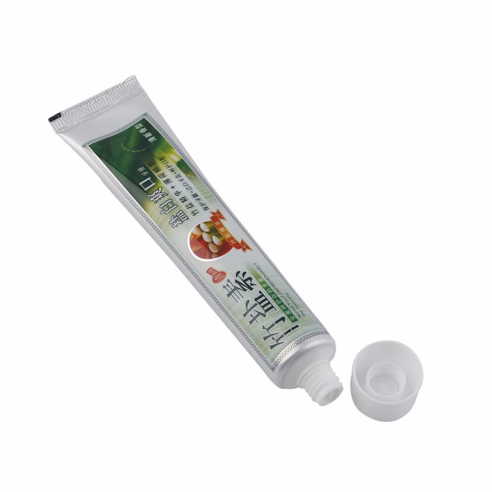 100g Bamboo Salt Toothpaste Healthy Whitening Anti Bleeding Gums Dental Plaque Remover Anti-halitosis Oral Hygiene Hot New
