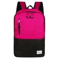 Advocator Laptop Backpack Large Capacity Patchwork School Backpack For Teenage Girs Boys Korean Women Backpacking Bag