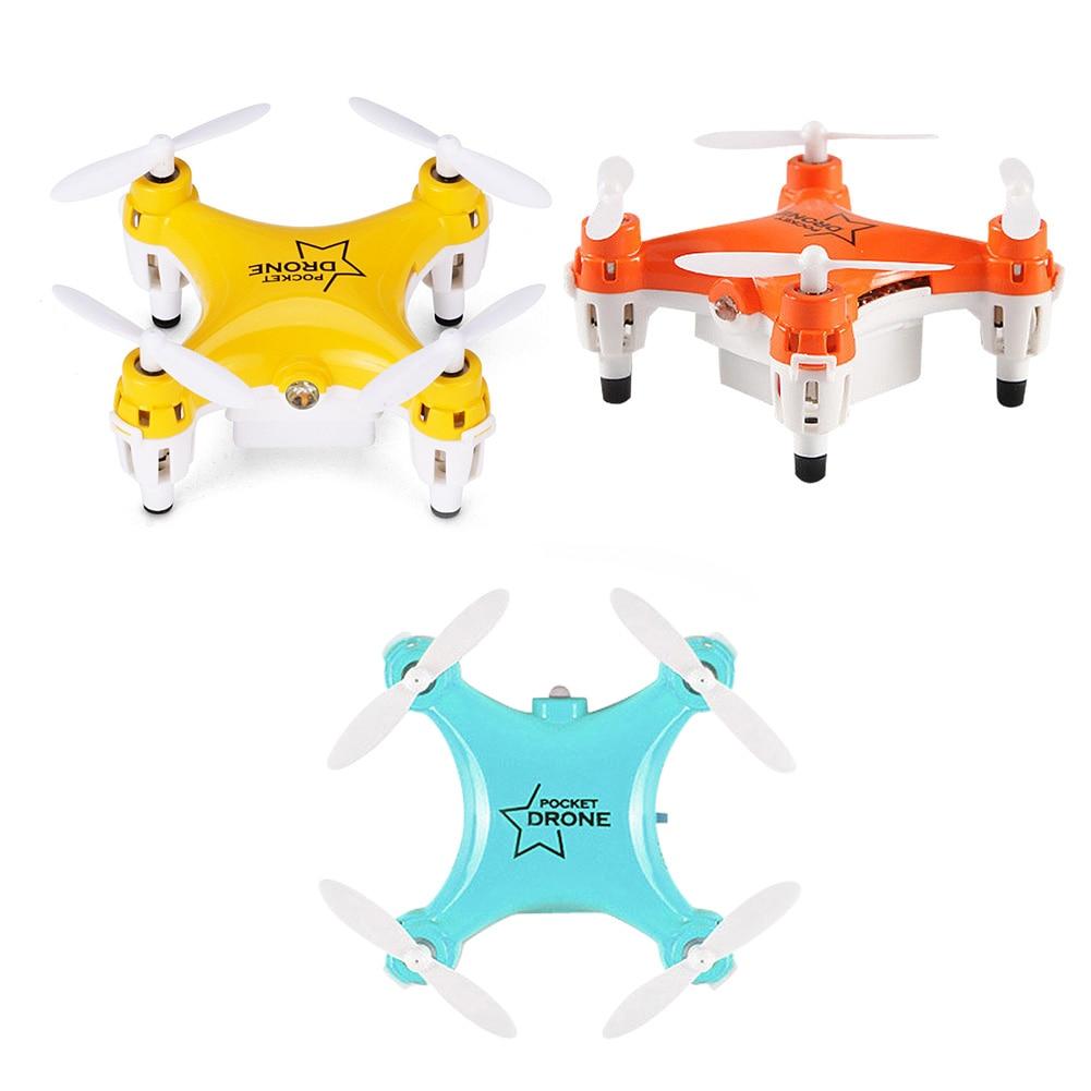 Più nuovo L6058 2.4g 4CH Piccolo Mini Quadcopter Telecomando Tasca Drone Rc giocattoli Elicottero vs JJRC H8Mini Rc Elicottero regalo del giocattolo