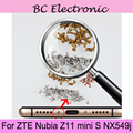 2PCS/LOT For Nubia Z11 Mini S NX549j Buttom Dock Screws Housing Screw nail tack For Nubia Z11 Minis Mobile Phones black Colour