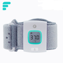 baby health care Children FII iFever intelligent wearable electronic bluetooth smart baby monitor household thermometer
