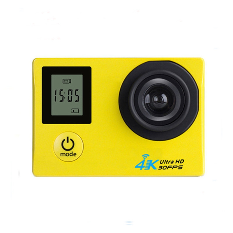 XANES K1 4K WiFi Sports Camera 170 Degree Wide-angle LensWaterproof DV Video Sport Extreme for Gopro Mini Recorder Sport Camera