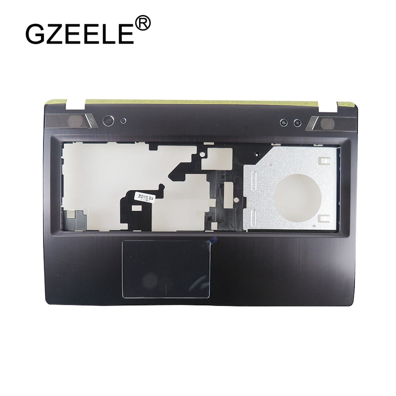 GZEELE New FOR Lenovo Ideapad Y580 Y580A Y580P Y580N Y585 Palmrest Upper case cover 90200841