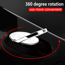 Magnetic Metal Mobile Phone Holder iPhone Samsung iPad Table Magnet Car Holder Stand