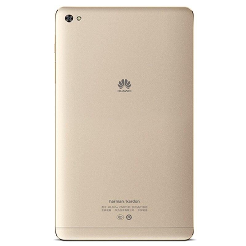 Huawei Mediapad M2 8 дюймов 2,0 ГГц Восьмиядерный 3G Ram 64G Rom WiFi 4800 мАч ips Kirin 930 МП планшетный ПК huawei M2 - 4