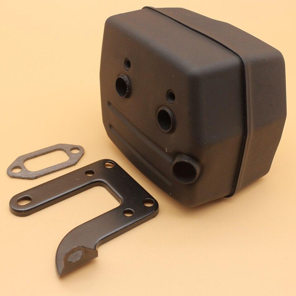 Muffler Exhuast Silent Block Bracket Gasket Kit For HUSQVARNA 268 272 272XP 272K 61 Chainsaw 503535901
