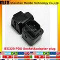 Международный Бренд Компьютер Plug Адаптер IEC 320 C13 и C14 Питания PDU Разъем Во Всем Мире Конвертер Гнездо