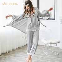 New Product Autumn Cotton Day Home Furnishing Serve Fashion Lovely Three Piece Warm Leisure Time