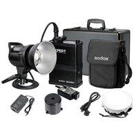 Godox RS600P 600 Вт литий ионная батарея беспроводной контроль мощности портативная вспышка наружный стробоскоп для портретной свадебной фотогра