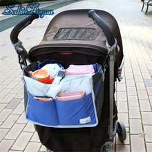 SeckinDogan Diaper Bag Large Capacity Waterproof Mummy Maternity Nursing Bag Portable Hook Up Travel Stroller Storage Bag