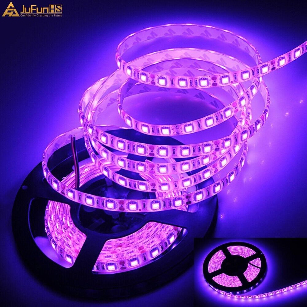 5M 300 LED fleksibilna traka za svjetla 5050 SMD 12V vodootporna - Svjetla automobila - Foto 2