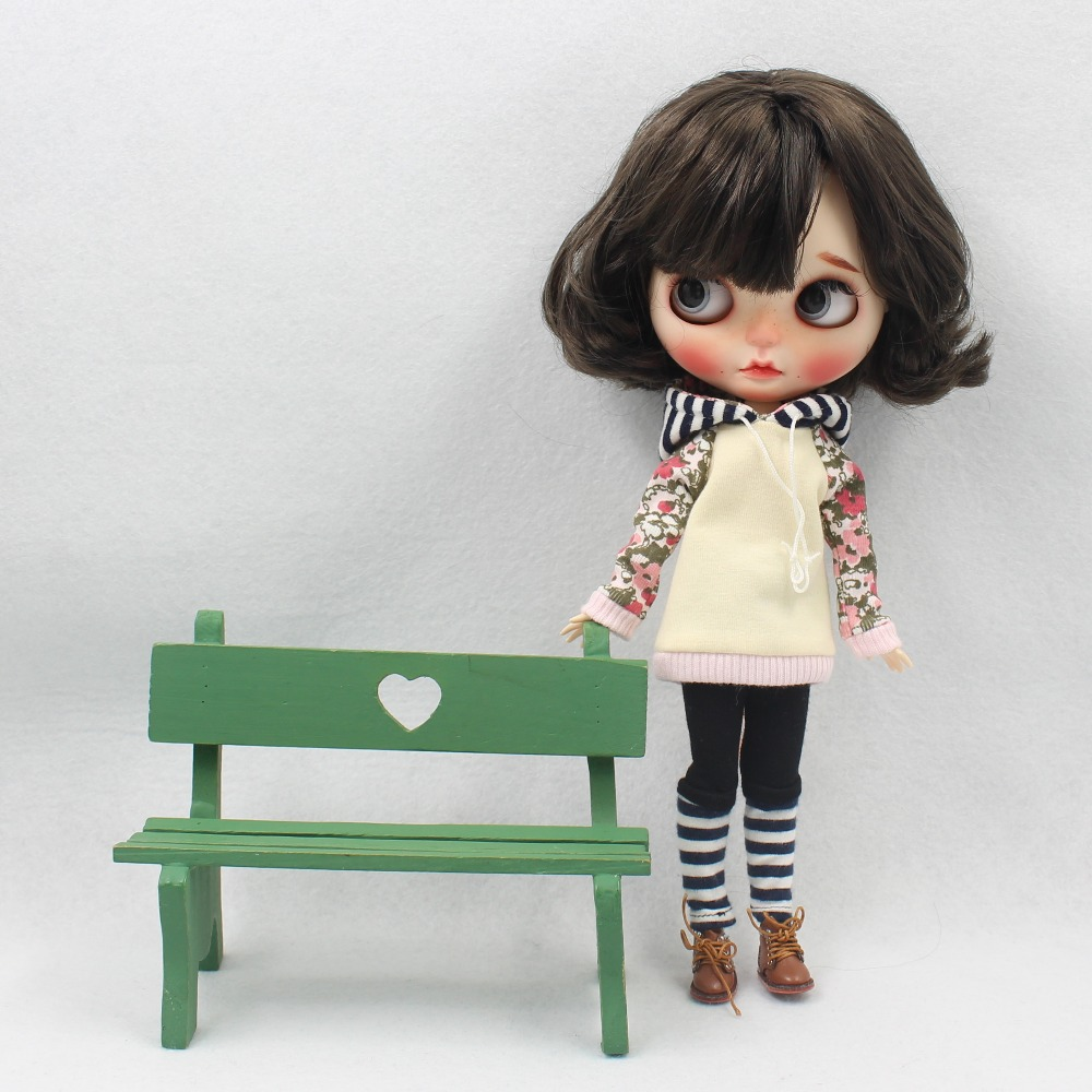 Neo Blythe Doll Hoodie & Pant With Shoes 1
