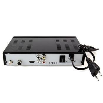 Récepteur Satellite Fta | Récepteur De Télévision Par Satellite Numérique Intelligent Dvb-T2 + Dvb-S2 Fta 1080 P Décodeur Tuner Mpeg4 Avec Antenne Wifi Usb (prise Ue)