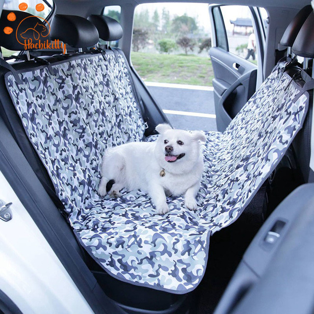 Car Travel Accessories For Dog Carrier Small Large Pet Seat Cover Product Waterproof