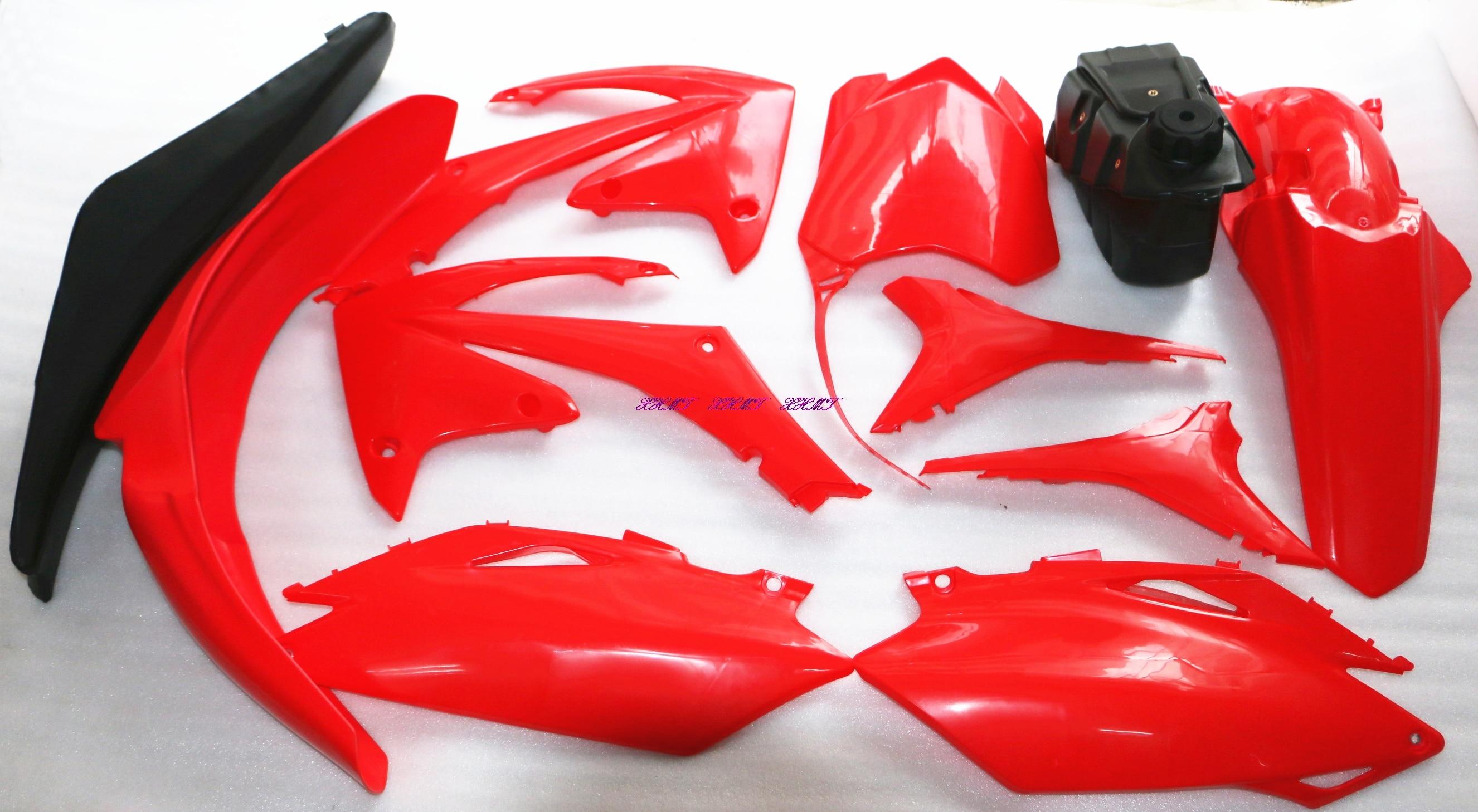 Plastic Bodywork Fairing Body Kit for HONDA CRF250R 2010 2012 CRF 250 450 R CRF450R 2009 2010 2012