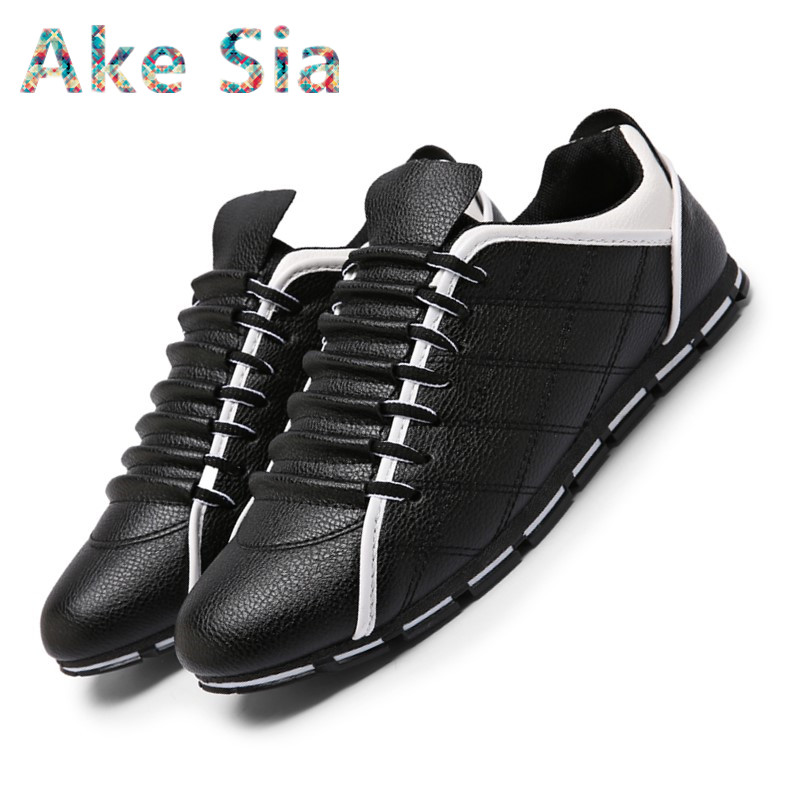 New 2017 Lightweight Men Casual Light Breathable Shoes Fashion Action Leather Shoes Comfortable Spring Summer Trainers shoes