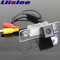 LiisLee Car Rear View Backup Reverse Parking Camera Night Vision waterproof CAM For Mercury Milan Sable