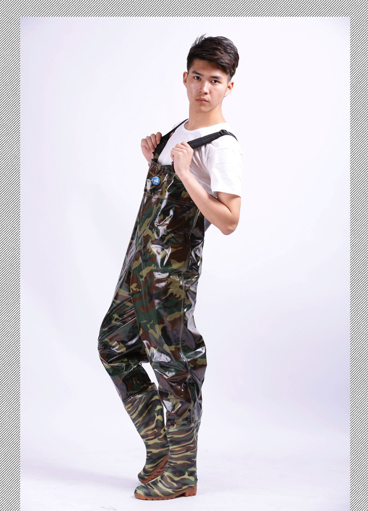 Fishing Chest Waders 12