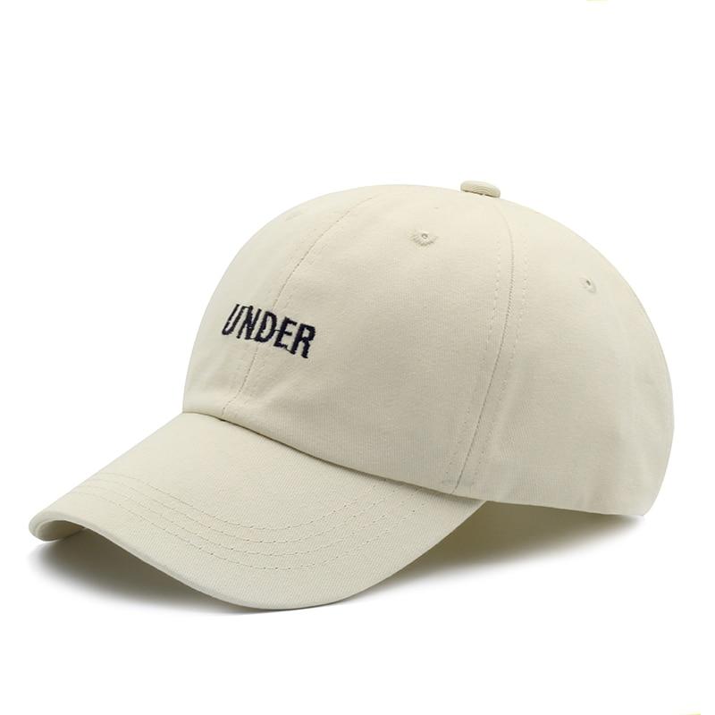 2018 Unisex Embroidery Baseball Cap Men Women Sports Summer Outdoor Hip Hop Cap Cotton Snapback Caps Bone Golf Dad Hat Wholesale