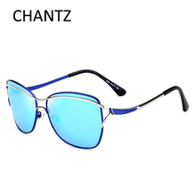 2017 Fashion Polarized Sunglasses Women Brand Designer Driving Sun Glasses for Women Mirror Shades UV400 Lunette De Soleil Femme