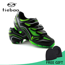 Tiebao Cycling Shoes MTB Bike Shoes Outdoor Sports Bicycle Shoes Self-Locking Athletic Racing Sneakers zapatillas ciclismo