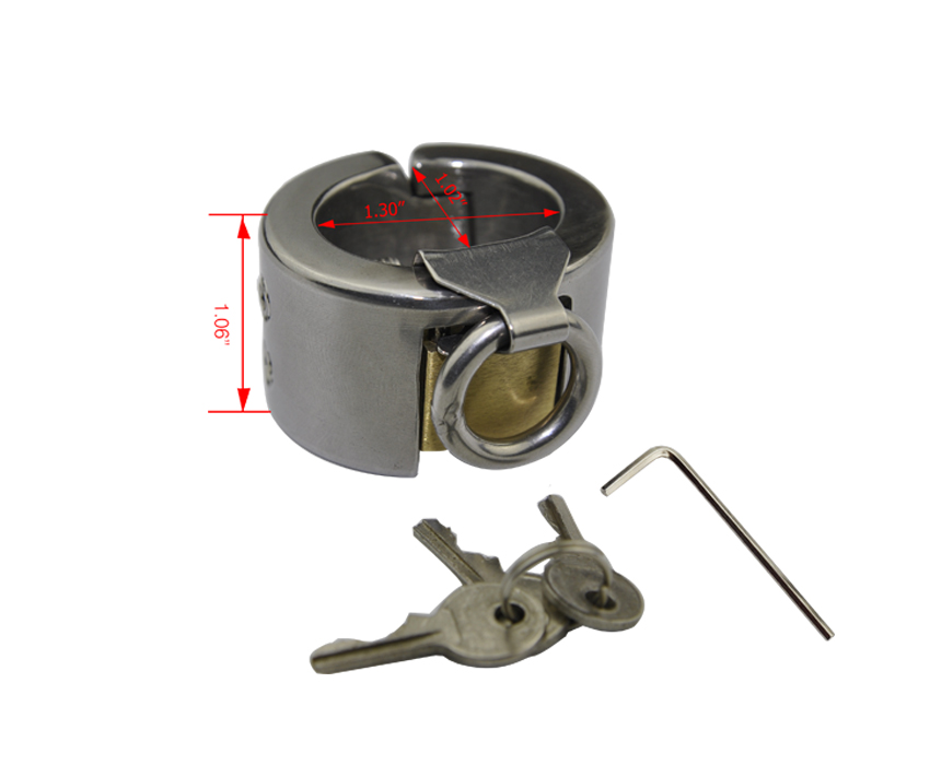 ФОТО Latest Steel Kalis Teeth Spiked Male Chastity Device Scrotum Ball Stretcher Pendant Ring Testicular Locking Ring