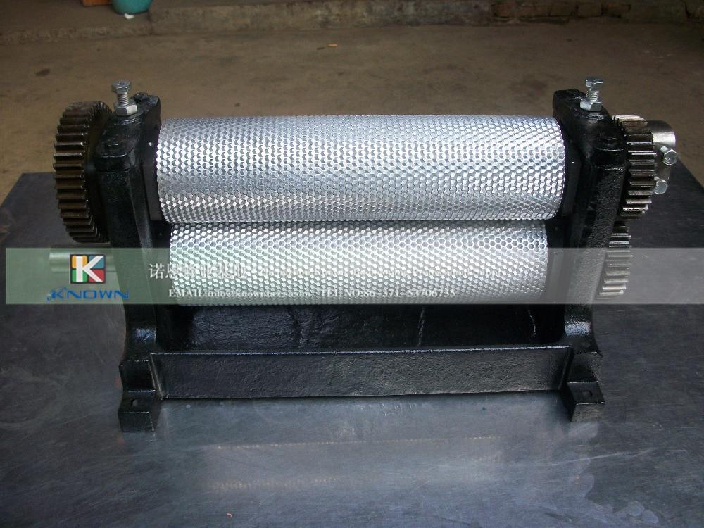 beewax emboss machine/beeswax foundation machine for sale 931 emboss