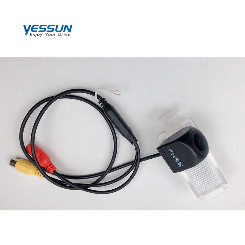 Yessun AHD1080P/720 P kamera tylna HD o wysokiej rozdzielczości AHD dla SEAT Arosa 1997 ~ 2005 widok z tyłu aparatu/ kamera cofania