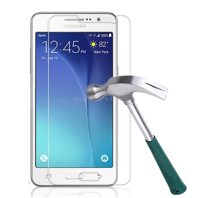 For Samsung Galaxy J3 Prime J327 Screen Protector Tempered Glass Film