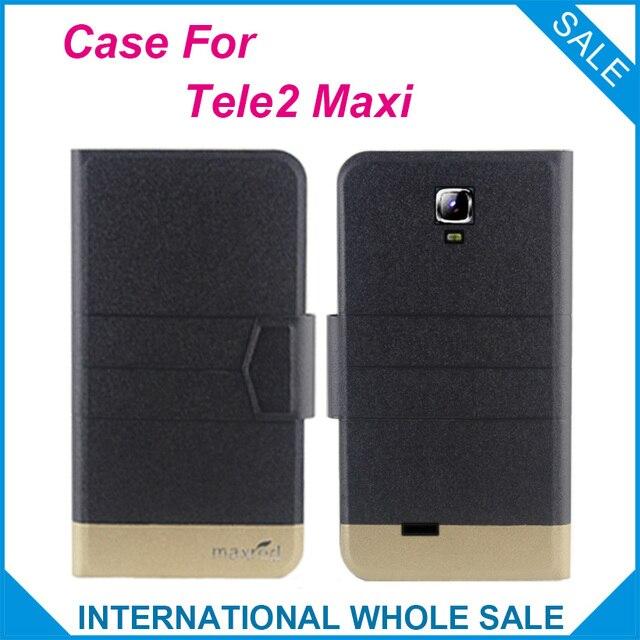 5 Couleurs Chaude! Tele2 Maxi Case, 2017 Haute qualité Complet ...