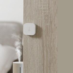 Image 3 - Original Aqara Smart Air Pressure Temperature Humidity Sensor Environment Sensor Work With Android IOS Mijia APP Control
