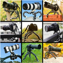 Gorillapod Large Octopus Tripod for Gopro Smartphone Flexible Portable Folding Stand iPhone Xiaomi Huawei