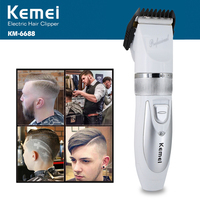 Kemei Professional Hair Trimmer Powerful Electric Slick back Modelling Hair Trimmer Hair Clipper Shaver Razor Haircut Machine