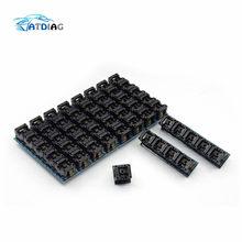 Power Adapter SOP8 SOIC8 zu DIP8 EZ Sockel Converter Modul Programmierer Ausgang Mit 150mil Stecker SOIC 8 SOP 8 Zu DIP 8