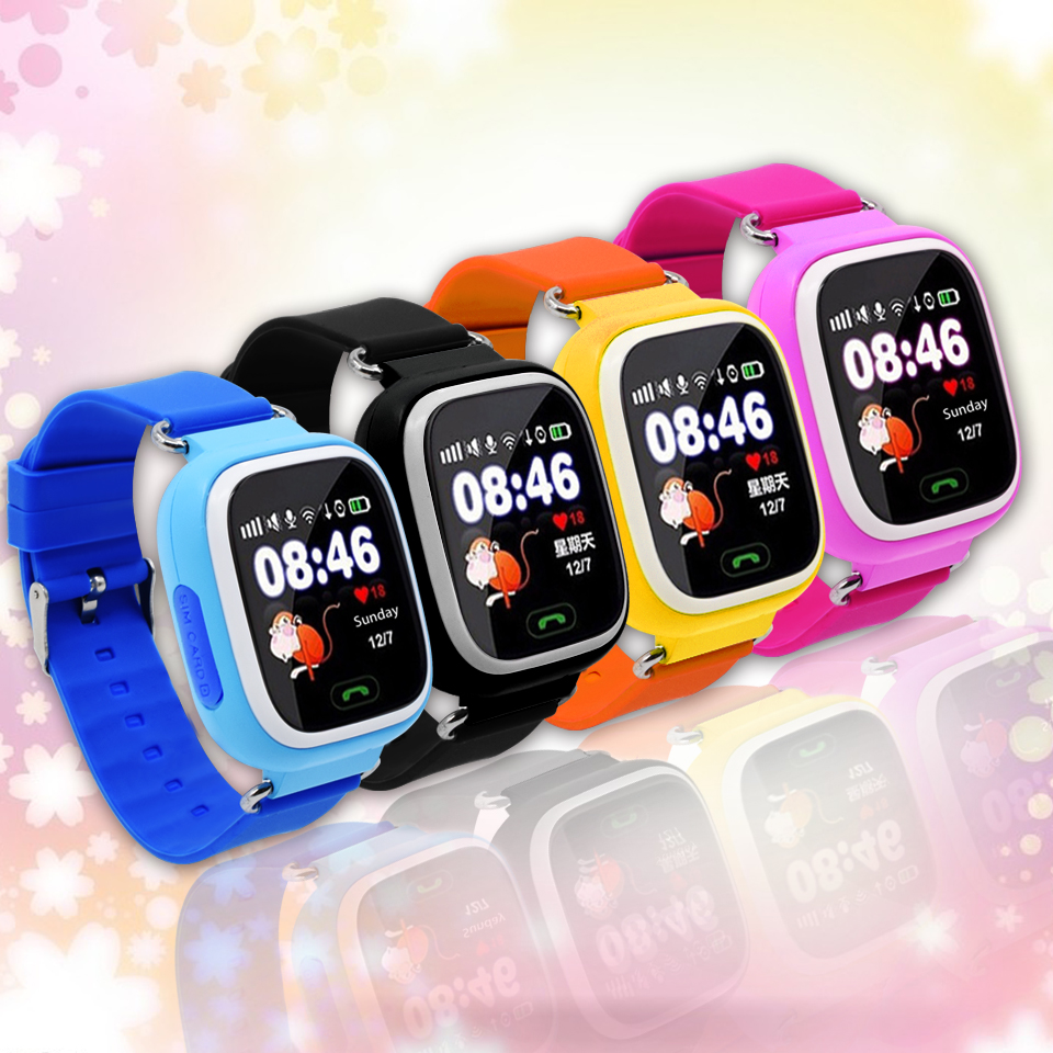WIFI Smart 9Tong Uhr 2